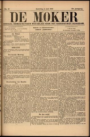 De Moker 1910-07-02