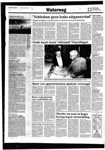 Rotterdamsch Nieuwsblad / Schiedamsche Courant / Rotterdams Dagblad / Waterweg / Algemeen Dagblad 1993-08-06