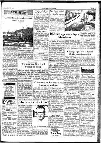 Rotterdamsch Nieuwsblad / Schiedamsche Courant / Rotterdams Dagblad / Waterweg / Algemeen Dagblad 1959-07-07