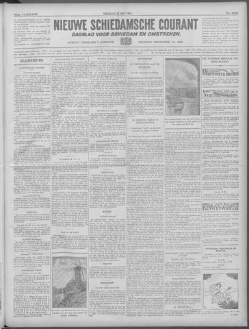 Nieuwe Schiedamsche Courant 1933-05-26