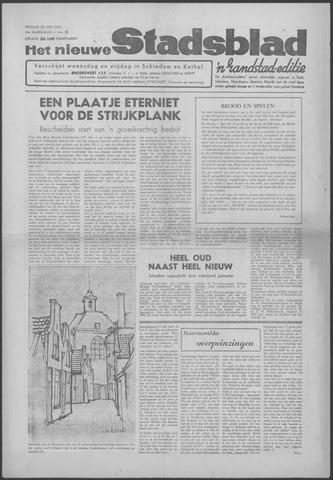 Het Nieuwe Stadsblad 1962-06-22