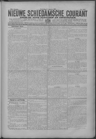 Nieuwe Schiedamsche Courant 1925-08-27