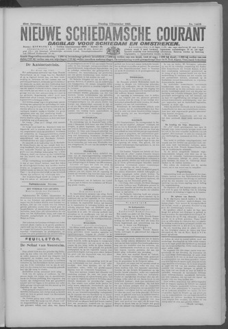Nieuwe Schiedamsche Courant 1925-12-01