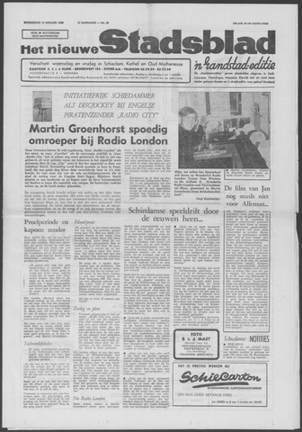 Het Nieuwe Stadsblad 1966-01-12