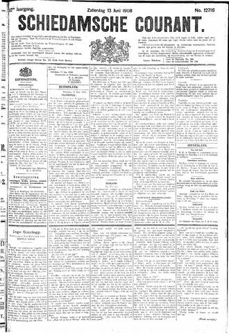 Schiedamsche Courant 1908-06-13