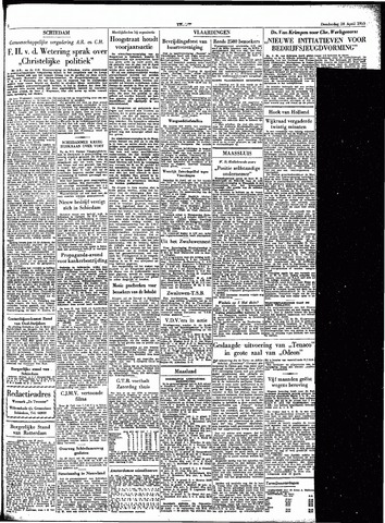 Trouw / De Rotterdammer 1955-04-28