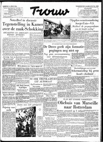 Trouw / De Rotterdammer 1956-07-06