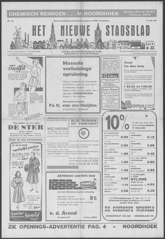 Het Nieuwe Stadsblad 1951-06-08