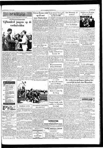 Rotterdamsch Nieuwsblad / Schiedamsche Courant / Rotterdams Dagblad / Waterweg / Algemeen Dagblad 1959-05-21