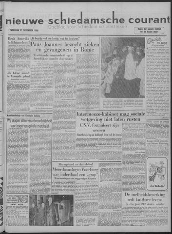 Nieuwe Schiedamsche Courant 1958-12-27