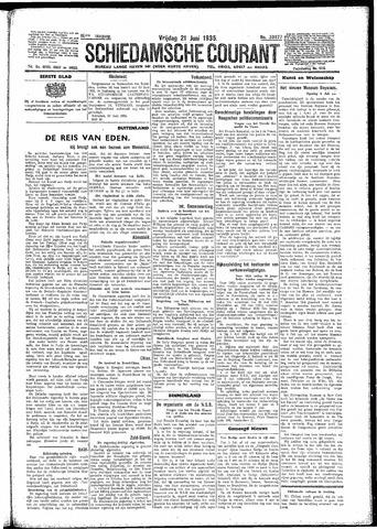 Schiedamsche Courant 1935-06-21