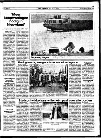 Het Vrije volk 1988-04-30