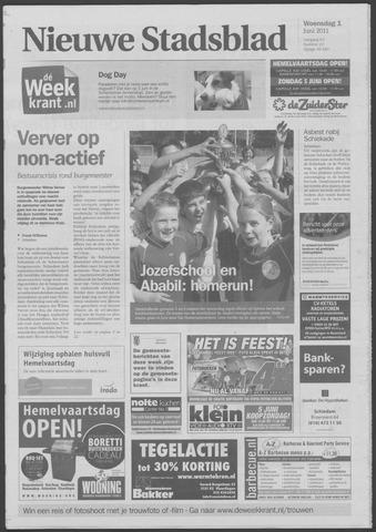 Het Nieuwe Stadsblad 2011-06-01