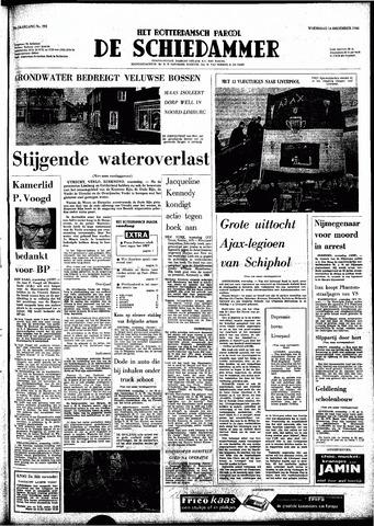 Rotterdamsch Parool / De Schiedammer 1966-12-14