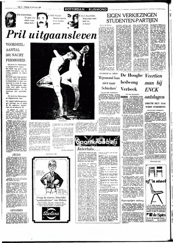 Rotterdamsch Parool / De Schiedammer 1966-02-15