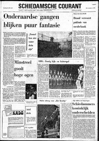 Rotterdamsch Nieuwsblad / Schiedamsche Courant / Rotterdams Dagblad / Waterweg / Algemeen Dagblad 1974-04-29