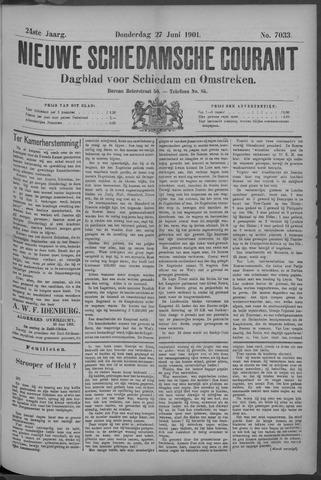 Nieuwe Schiedamsche Courant 1901-06-27