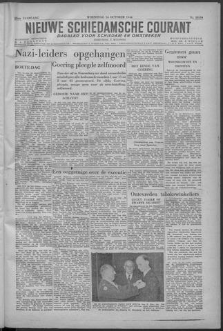 Nieuwe Schiedamsche Courant 1946-10-16