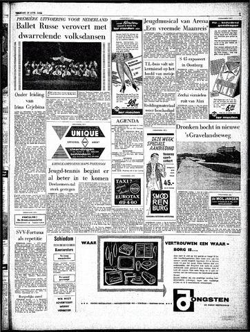 Rotterdamsch Parool / De Schiedammer 1962-08-17