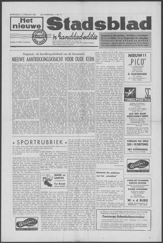 Het Nieuwe Stadsblad 1960-02-10
