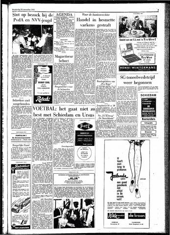 Rotterdamsch Parool / De Schiedammer 1961-11-30