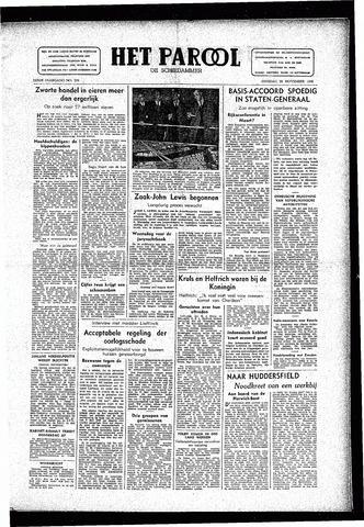 Rotterdamsch Parool / De Schiedammer 1946-11-26