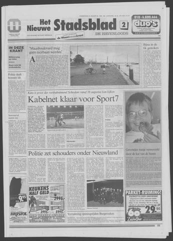 Het Nieuwe Stadsblad 1996-08-08