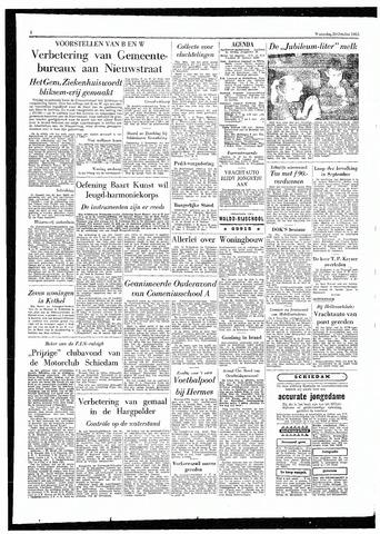 Rotterdamsch Parool / De Schiedammer 1955-10-26