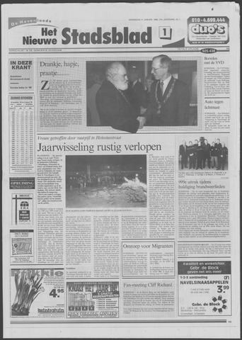 Het Nieuwe Stadsblad 1999