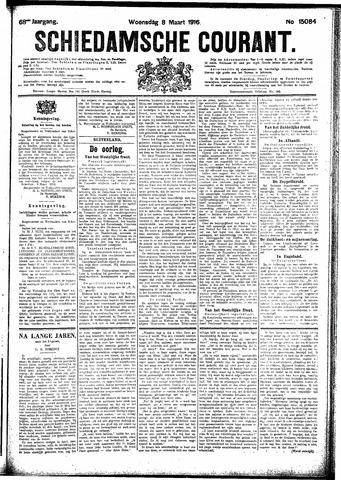 Schiedamsche Courant 1916-03-08