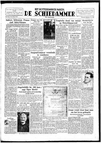 Rotterdamsch Parool / De Schiedammer 1947-12-06
