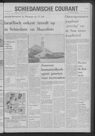 Rotterdamsch Nieuwsblad / Schiedamsche Courant / Rotterdams Dagblad / Waterweg / Algemeen Dagblad 1970-07-06