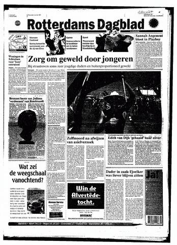 Rotterdamsch Nieuwsblad / Schiedamsche Courant / Rotterdams Dagblad / Waterweg / Algemeen Dagblad 1998-01-07