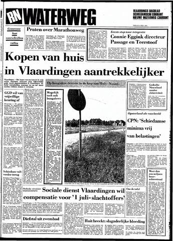 Rotterdamsch Nieuwsblad / Schiedamsche Courant / Rotterdams Dagblad / Waterweg / Algemeen Dagblad 1983-07-08