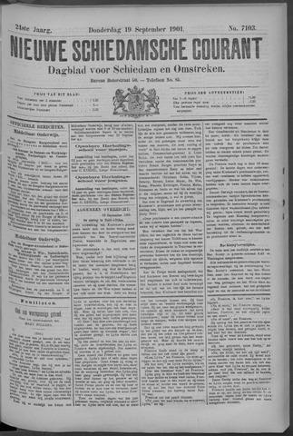 Nieuwe Schiedamsche Courant 1901-09-19