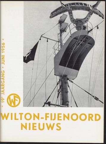 Wilton Fijenoord Nieuws 1956-06-01