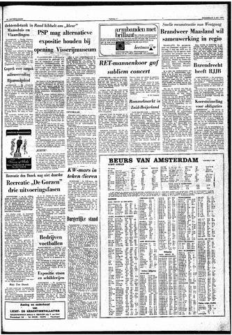 Trouw / De Rotterdammer 1971-05-06