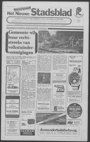 Het Nieuwe Stadsblad 1975-07-04