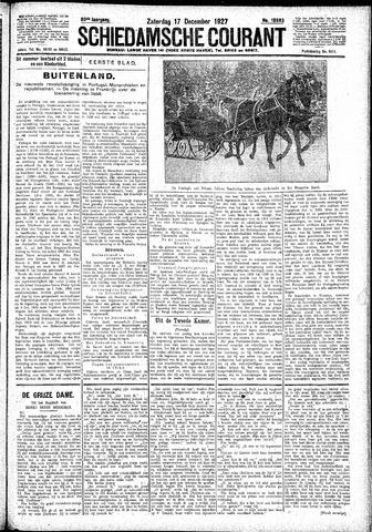 Schiedamsche Courant 1927-12-17