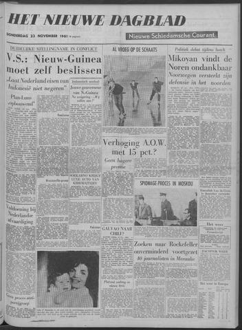 Nieuwe Schiedamsche Courant 1961-11-23