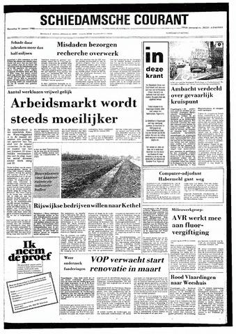 Rotterdamsch Nieuwsblad / Schiedamsche Courant / Rotterdams Dagblad / Waterweg / Algemeen Dagblad 1980-01-16