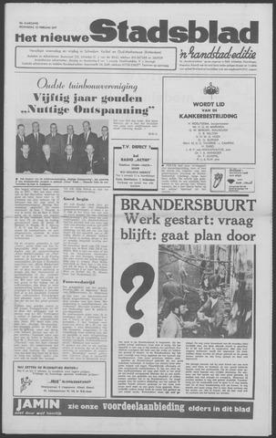 Het Nieuwe Stadsblad 1967-02-22