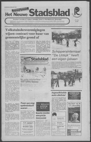 Het Nieuwe Stadsblad 1976-02-04