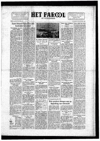 Rotterdamsch Parool / De Schiedammer 1946-10-28