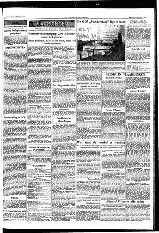 Rotterdamsch Nieuwsblad / Schiedamsche Courant / Rotterdams Dagblad / Waterweg / Algemeen Dagblad 1953-10-10