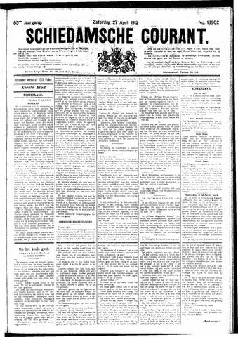 Schiedamsche Courant 1912-04-27