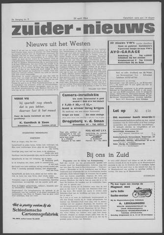 Zuider Nieuws 1964-04-29