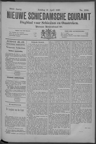 Nieuwe Schiedamsche Courant 1897-04-11