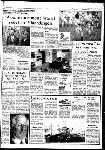 Trouw / De Rotterdammer 1970-08-29