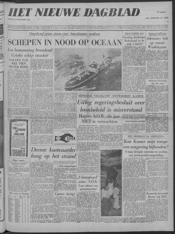 Nieuwe Schiedamsche Courant 1962-11-16